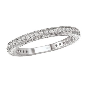 Matching Wedding Band 115012-W