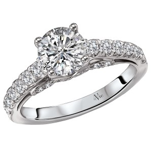 Classic Semi-Mount Diamond Ring 115322-100