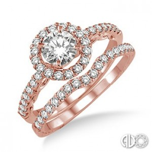 Ladies I Do Collection Engagement Ring 14691FHPG-WS
