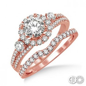 Ladies I Do Collection Engagement Ring 14711FHPG-WS