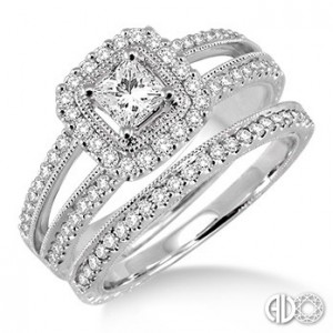 Ladies I Do Collection Engagement Ring 24732FHWG-WS