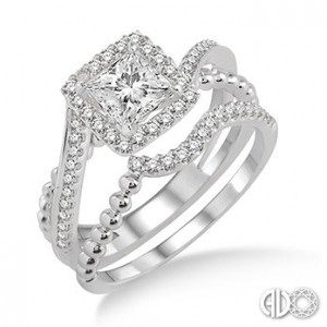 Ladies I Do Collection Engagement Ring 14672FHWG-WS