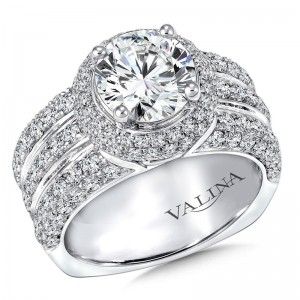 Engagement Ring R9259W