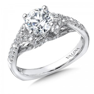 Engagement Ring R9326W