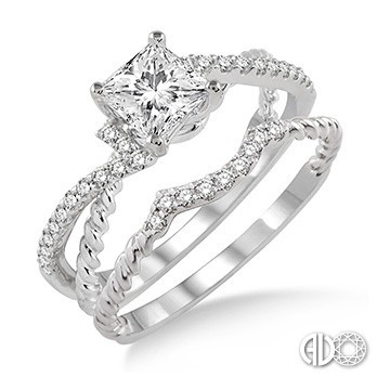 Ladies I Do Collection Engagement Ring 14772FHWG-WS