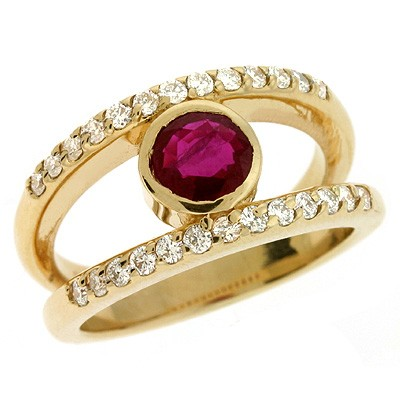 Ladies Fashion Ring C5711-R