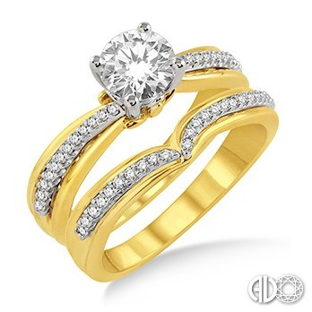 Ladies I Do Collection Engagement Ring 14733FHYW-WS