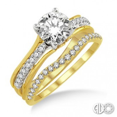 Ladies I Do Collection Engagement Ring 14752FHYW-WS