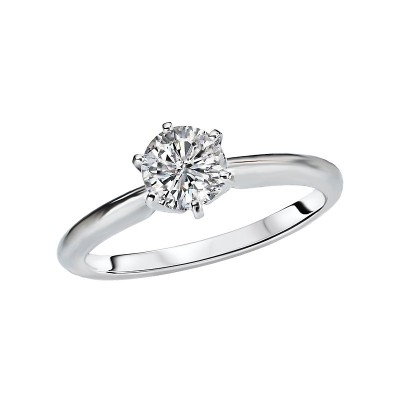 Lavie Solitaire Diamond Ring