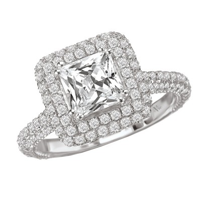 Ladies LaVie Collection Engagement Ring 115049-100