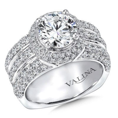 Ladies Valina Collection Engagement Ring 120-01520