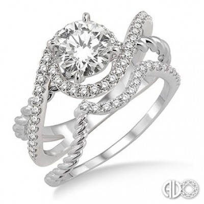 Ladies I Do Collection Engagement Ring 14662FHWG-WS