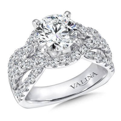 Ladies Valina Collection Engagement Ring 120-01444