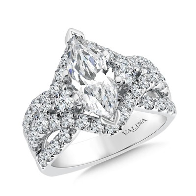 Ladies Valina Collection Engagement Ring 120-01551