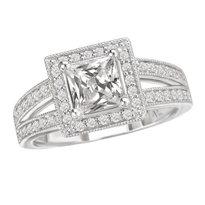 Ladies LaVie Collection Engagement Ring 115062-100