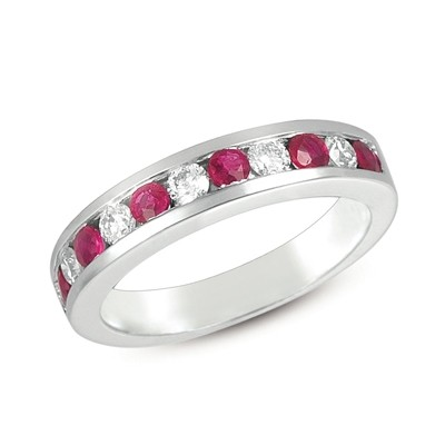 Ladies Fashion Ring C3001-RWG