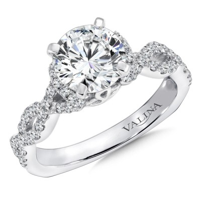 Ladies Valina Collection Engagement Ring 120-01602