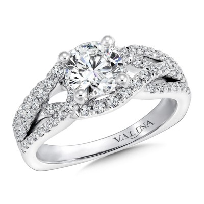 Ladies Valina Collection Engagement Ring 120-01550