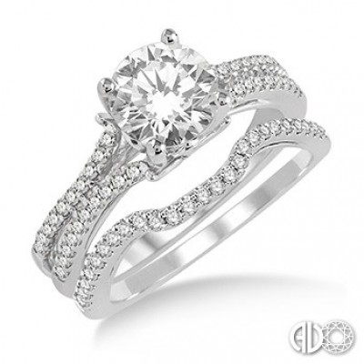 Ladies I Do Collection Engagement Ring 14392FHWG-WS